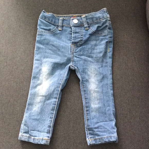 Grafico Fe ciega Burro  7 For All Mankind Bottoms | Baby 7 For All Mankind Jeans Size 2months |  Poshmark